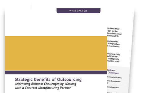 Strategic Benefits of Outsourcing Whitepaper