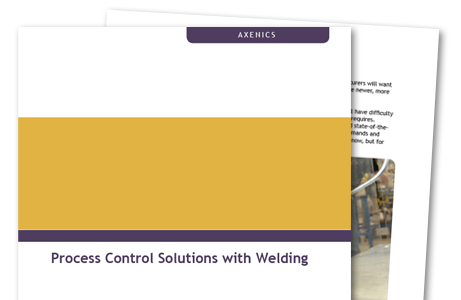 Process Control Solutions with Welding - eBook